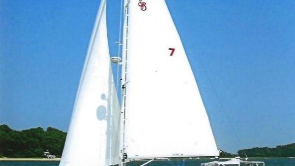 Shannon Shoalsailer 35 2006 Shanon Shoal Sailor 35 - Under Sail