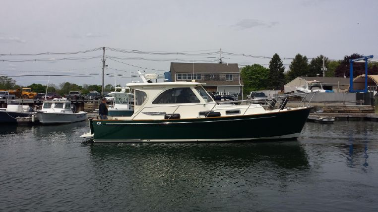 2005 Legacy Yachts 34 Sport Express