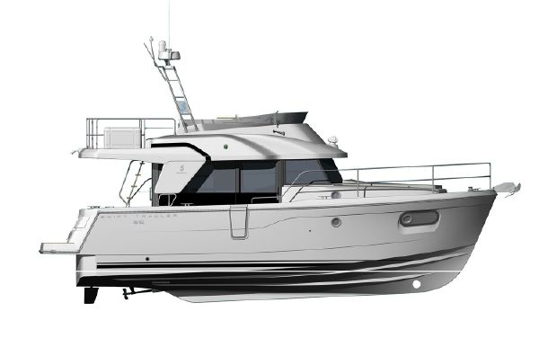 2018 Beneteau America Swift Trawler 35