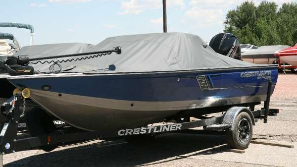 Crestliner 1850 Fish Hawk WT