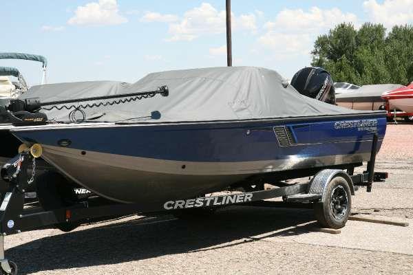 Crestliner 1850 Fish Hawk WT - main image