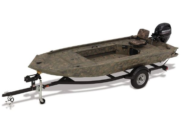Tracker Grizzly 1548 T Sportsman - main image