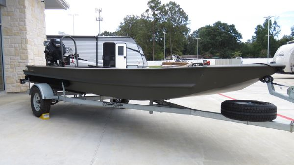 Go-Devil 18x60 Surface Drive Boat