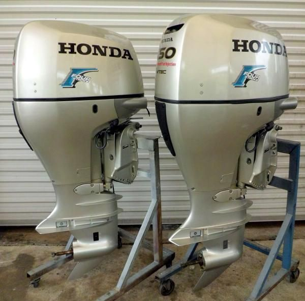 Honda 4-Stroke EFI  150hp 25 inch Shaft 4-Stroke Counter Rotating Pair