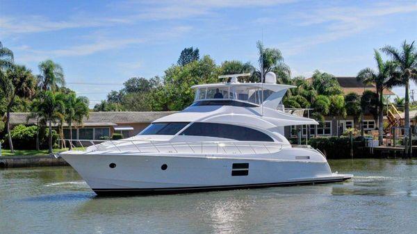 Hatteras 60 Motor Yacht
