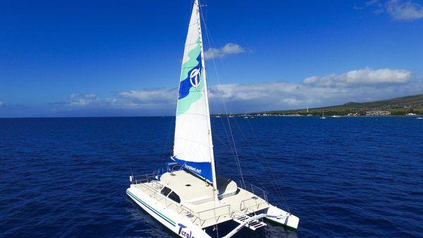 Custom 49 pax Day Charter Catamaran