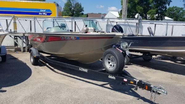 Lowe FS175 Fish & Ski