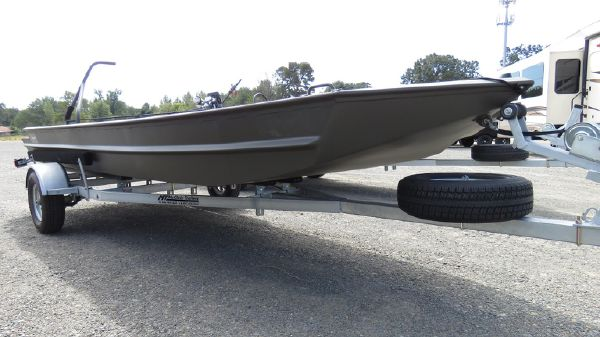Go-Devil 18x60 Surface Drive Boat