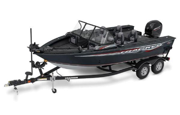 2020 Tracker Targa V-18 WT