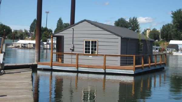 BoatHouse Custom Exterior 1
