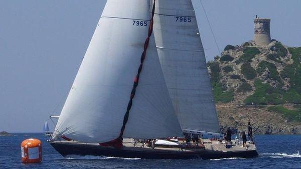 Abeking & Rasmussen Racing sloop