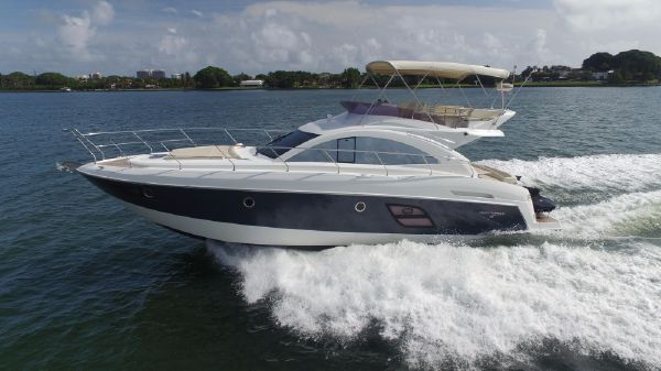 Beneteau 49 GT FlyBridge Toa Toa Port