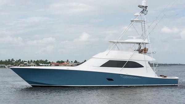 Viking 76 Convertible