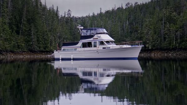 Tollycraft Cockpit Motor Yacht