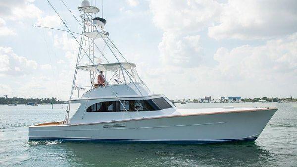 Merritt 54 Sportfish Convertible