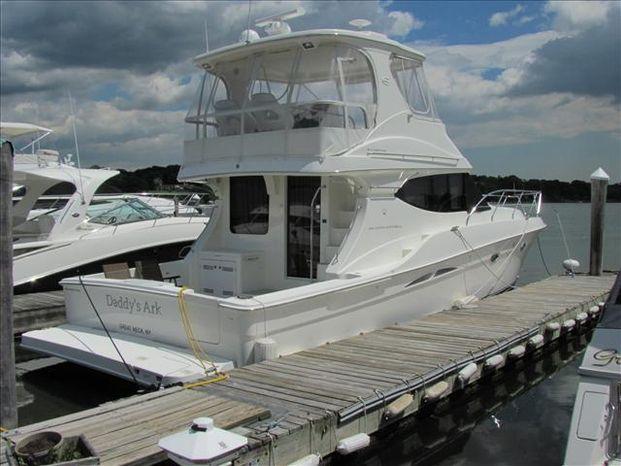2006 Silverton 45 Convertible