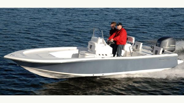 Tidewater 2200 Carolina Bay Manufacturer Provided Image