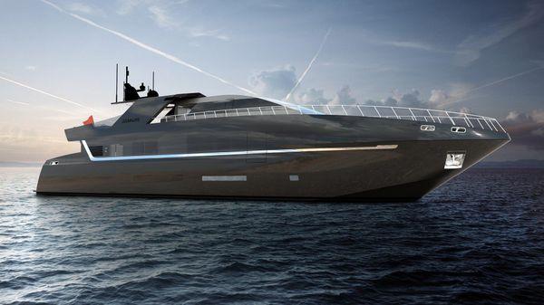 Tiranian Yachts ANATOMIC 42