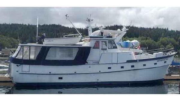 CHB Trawler, Motor Yacht