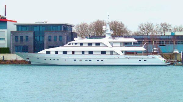 Oceanco Oceanco 50m