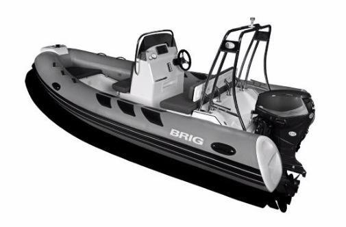 Brig Inflatables Navigator Adventurer 485H image