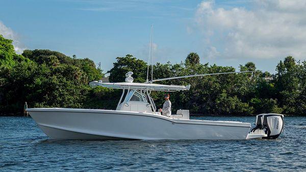 Ocean Master 336 CC