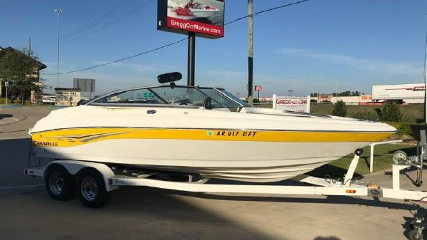 Caravelle 207LS Bow Rider