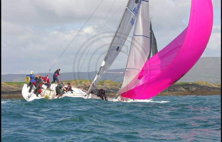 2010 Beneteau First 35 Ireland - BJ Marine