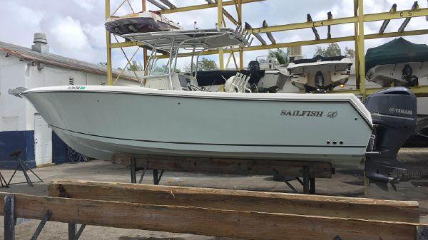 Sailfish 2860 CC