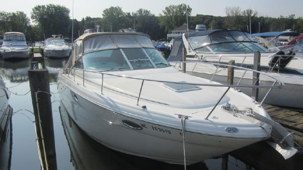 Sea Ray 290 Amberjack For sale at Pier 33