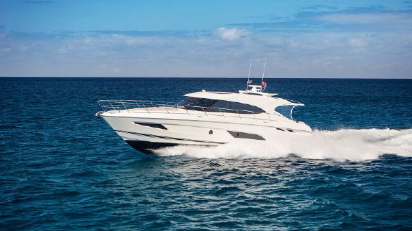 Riviera 5400 Sport Yacht Manufacturer Provided Image: Manufacturer Provided Image