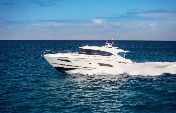 2018 Riviera 5400 Sport Yacht