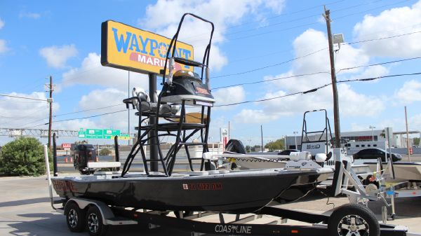 Used Haynie 21 Super Cat Boats For Sale Waypoint Marine