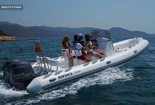 Brig Inflatables Navigator Adventurer 730H image