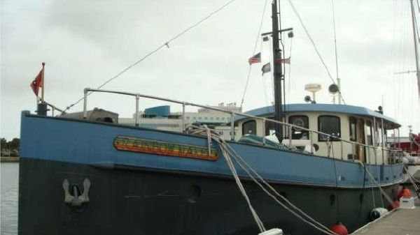 Custom Trawler