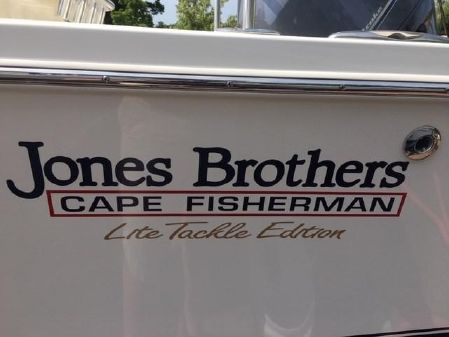 Jones Brothers 20 Cape Fisherman image