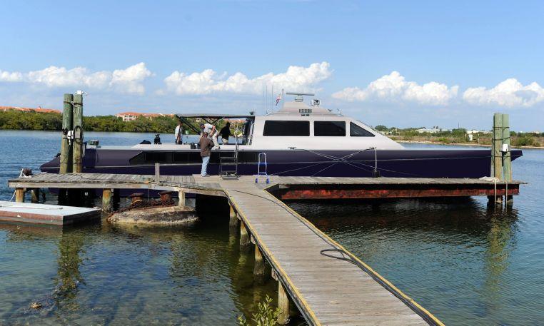 2014 Sea Striker High Speed Boat Multi-Use Patrol