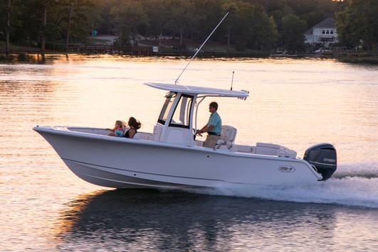 Sea Hunt Ultra 239 SE - main image