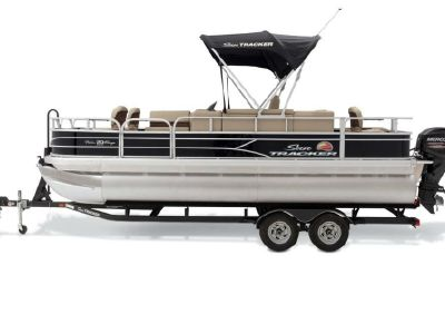 2019 Sun Tracker<span>Fishin' Barge 20 DLX</span>
