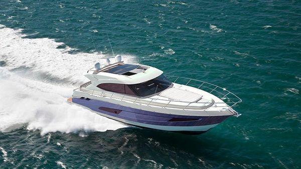 Riviera 5400 Sport Yacht- ON ORDER! Riviera 5400 Sport Yacht