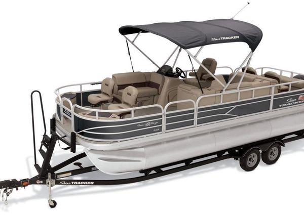 Sun Tracker Fishin' Barge 22 XP3 image