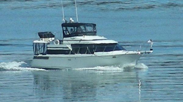 Tollycraft 39 Sport Yacht