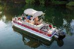 Sun Tracker Fishin' Barge 24 DLXimage