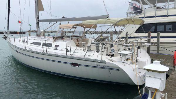 Catalina MK II Port quarter