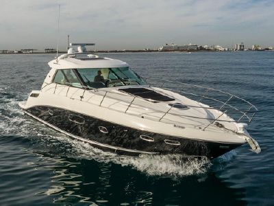 2012 Sea Ray<span>450 Sundancer</span>