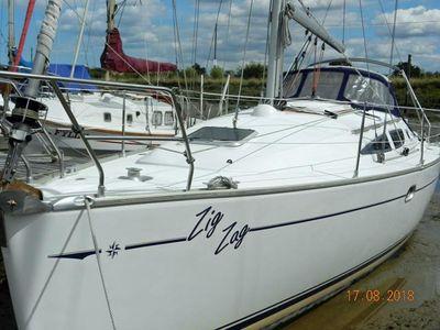 2005 Jeanneau<span>Sun Odyssey 35 Lifting Keel</span>
