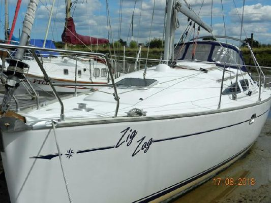 Jeanneau Sun Odyssey 35 Lifting Keel - main image
