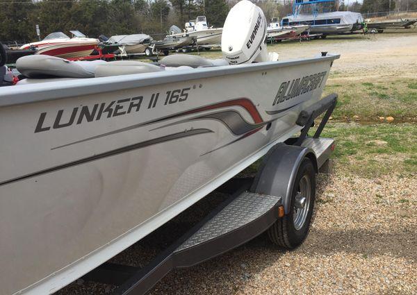 Alumacraft Lunker II 165 CS image