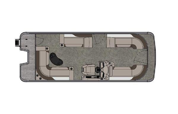 2021 Tahoe Pontoon LTZ Elite 24'