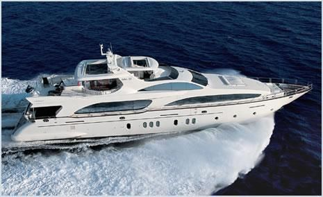 Azimut 116 Manufacturer Provided Image: Azimut 116